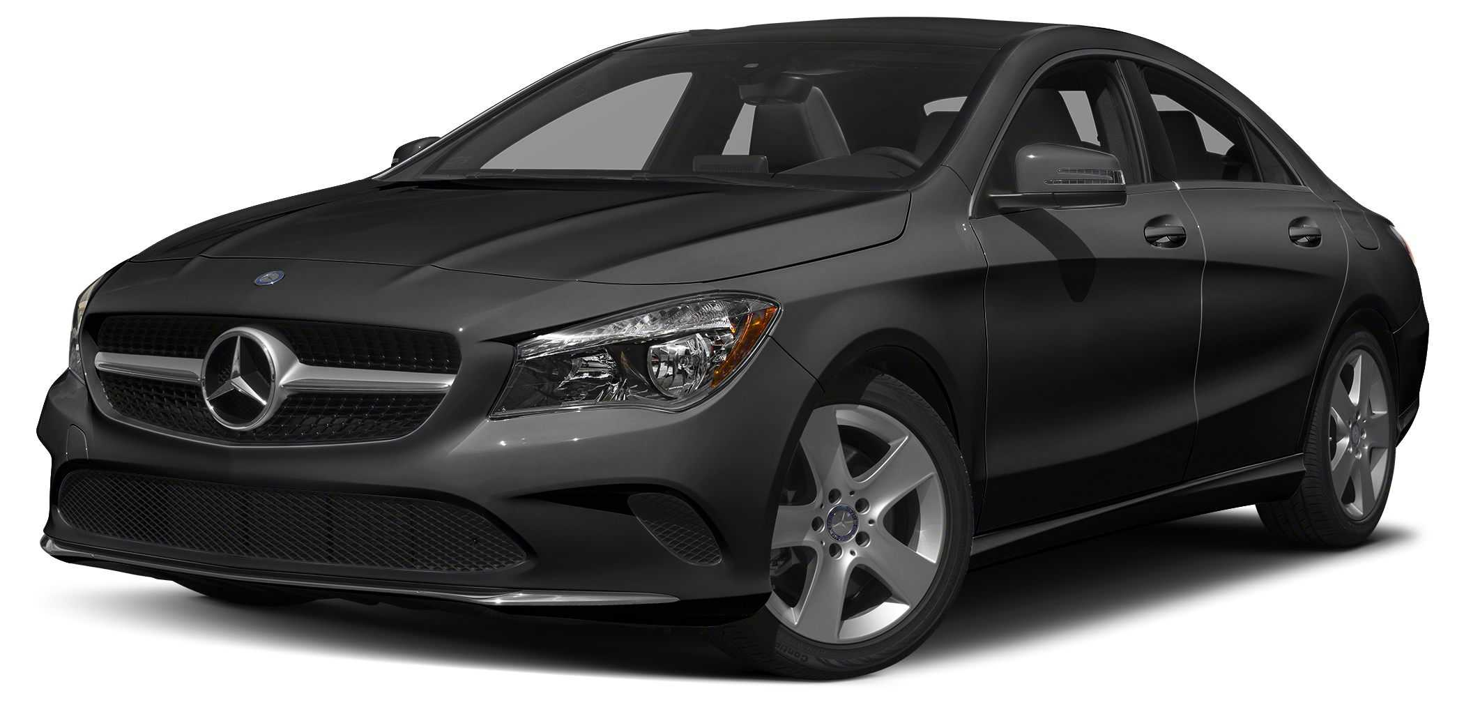Mercedes-Benz CLA-Class 2018 $36997.00 incacar.com