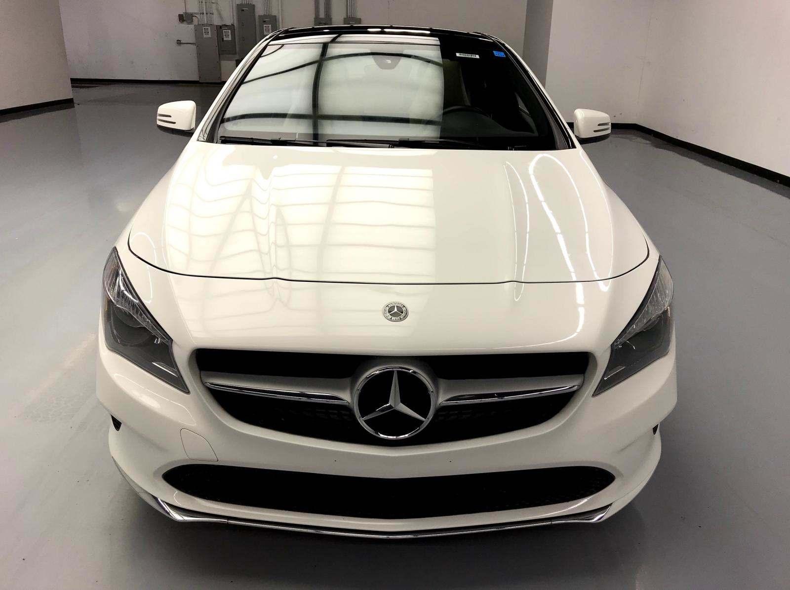 used Mercedes-Benz CLA-Class 2019 vin: WDDSJ4EB2KN741110