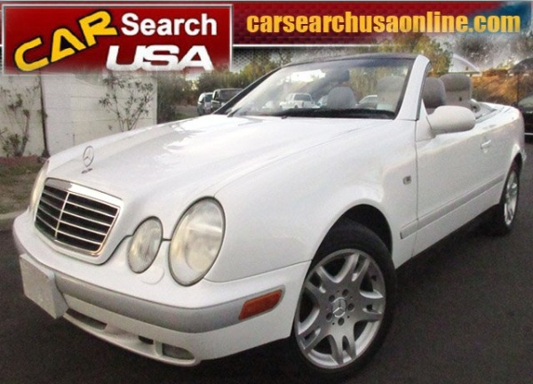 Mercedes-Benz CLK-Class 1999 $4885.00 incacar.com