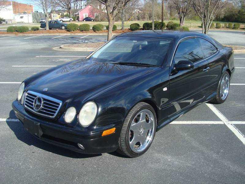Mercedes-Benz CLK-Class 1999 $4999.00 incacar.com