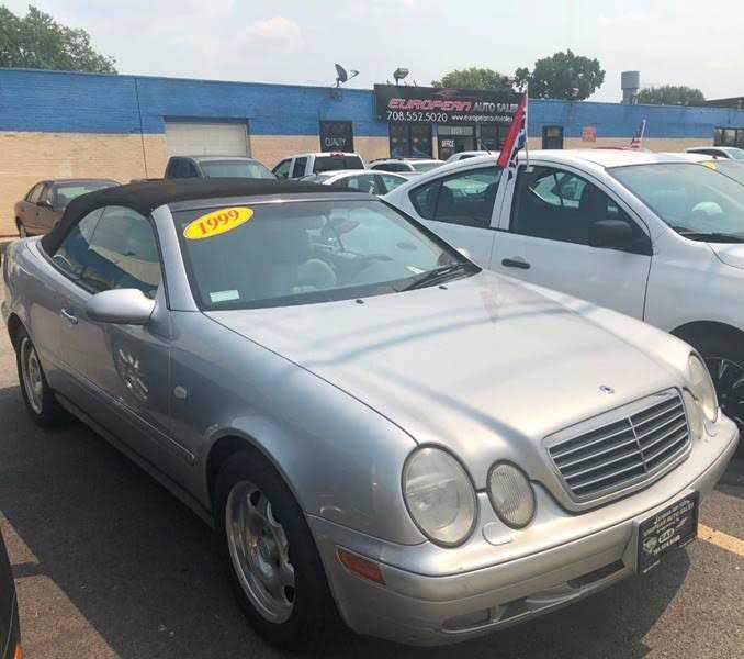 Mercedes-Benz CLK-Class 1999 $3999.00 incacar.com