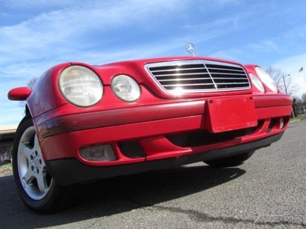 Mercedes-Benz CLK-Class 1999 $3900.00 incacar.com