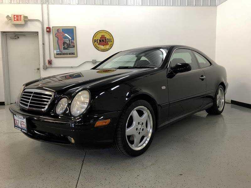 Mercedes-Benz CLK-Class 1999 $5540.00 incacar.com