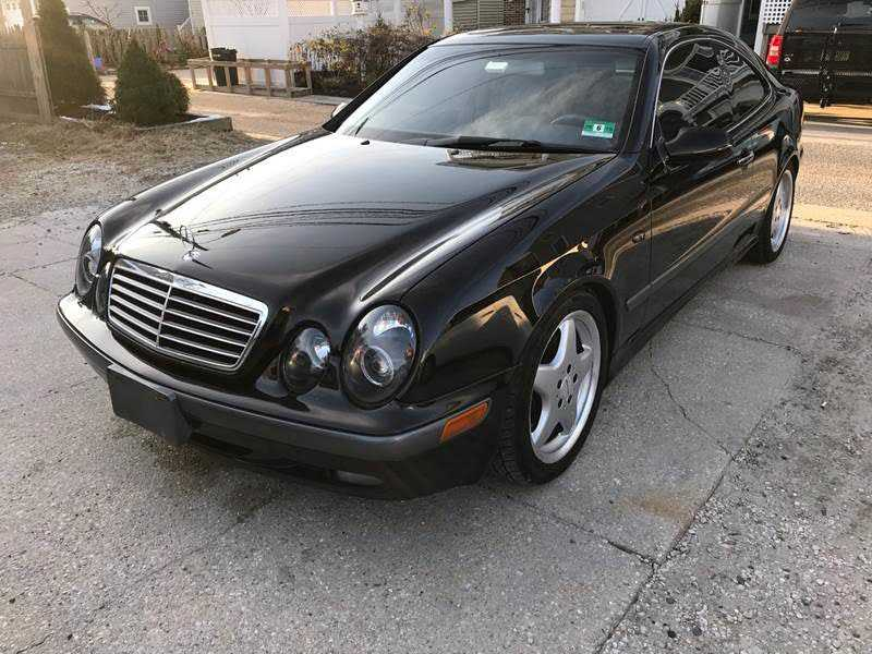 Mercedes-Benz CLK-Class 1999 $5900.00 incacar.com