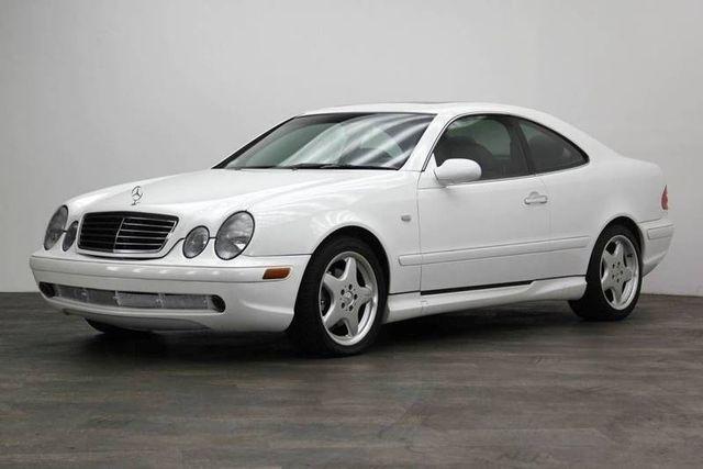 Mercedes-Benz CLK-Class 1999 $3350.00 incacar.com