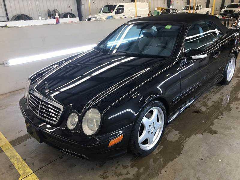 Mercedes-Benz CLK-Class 2000 $6333.00 incacar.com
