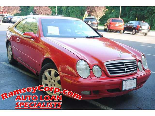 Mercedes-Benz CLK-Class 2000 $2299.00 incacar.com