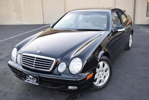 Mercedes-Benz CLK-Class 2000 $11888.00 incacar.com