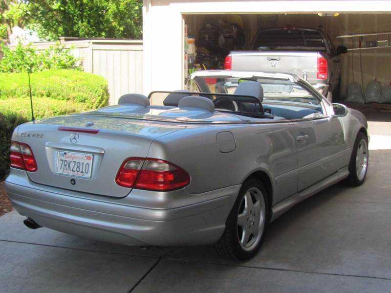 Mercedes-Benz CLK-Class 2000 $3999.00 incacar.com