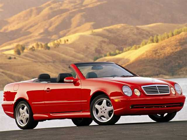 Mercedes-Benz CLK-Class 2002 $2000.00 incacar.com