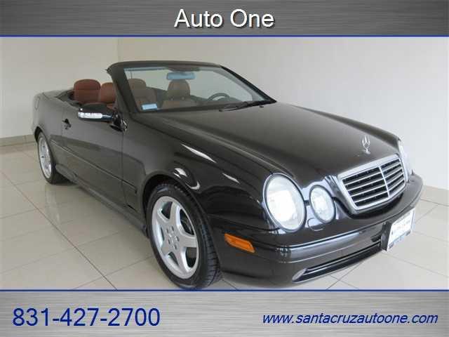 Mercedes-Benz CLK-Class 2002 $13990.00 incacar.com