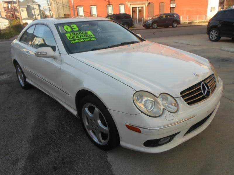Mercedes-Benz CLK-Class 2003 $3800.00 incacar.com