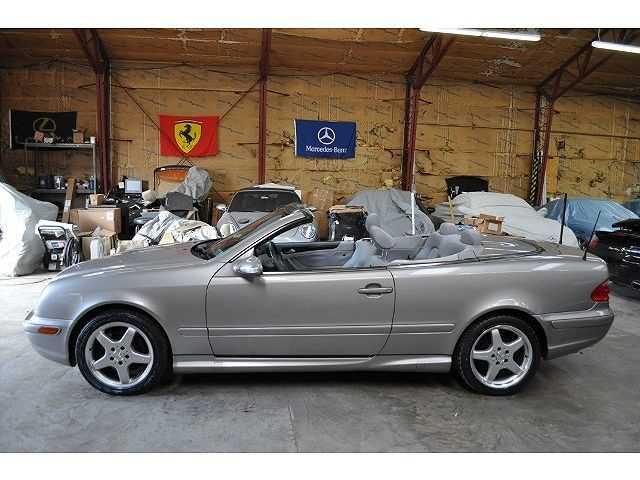 Mercedes-Benz CLK-Class 2003 $12900.00 incacar.com