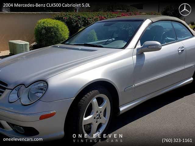 Mercedes-Benz CLK-Class 2004 $12900.00 incacar.com