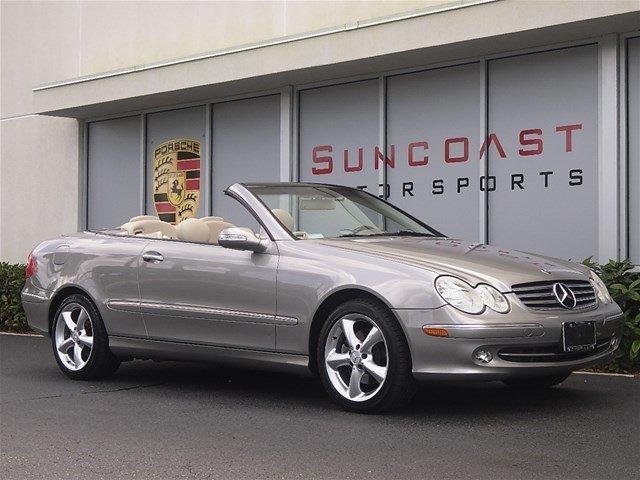 Mercedes-Benz CLK-Class 2004 $9995.00 incacar.com