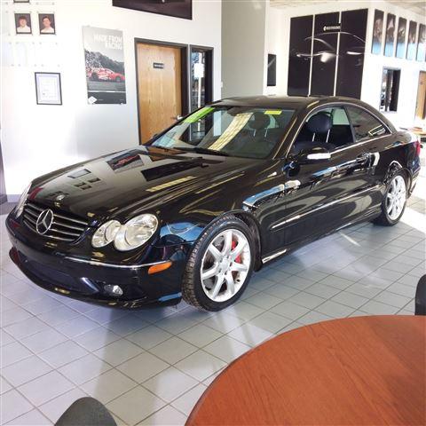 Mercedes-Benz CLK-Class 2004 $13995.00 incacar.com