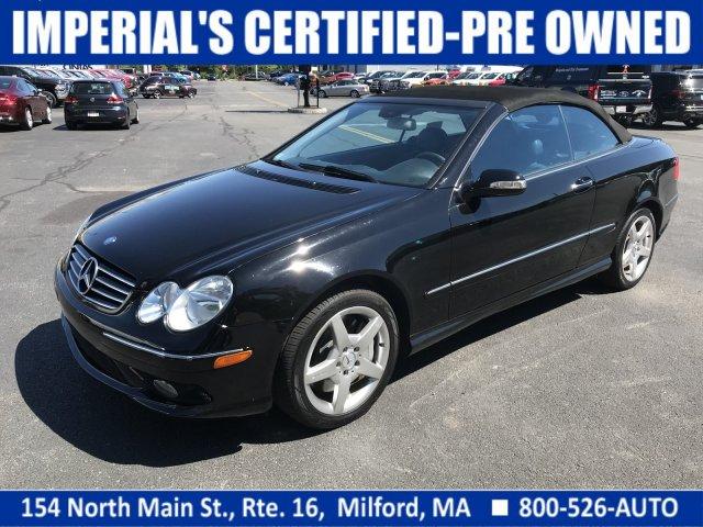 Mercedes-Benz CLK-Class 2005 $21999.00 incacar.com