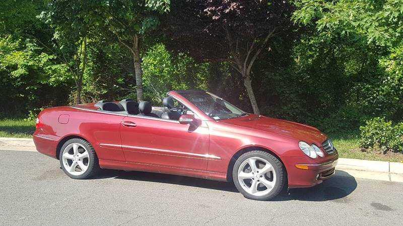 Mercedes-Benz CLK-Class 2005 $6996.00 incacar.com