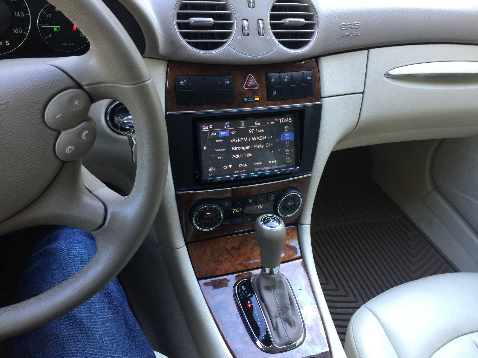 Mercedes-Benz CLK-Class 2007 $11400.00 incacar.com