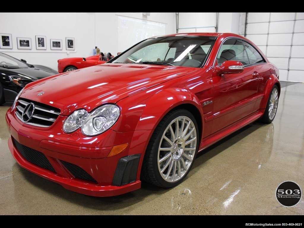 Mercedes-Benz CLK-Class 2008 $79995.00 incacar.com