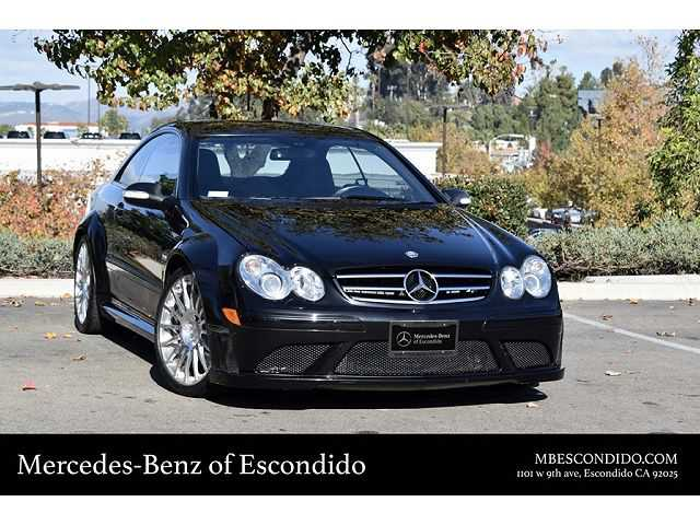 Mercedes-Benz CLK-Class 2008 $60991.00 incacar.com