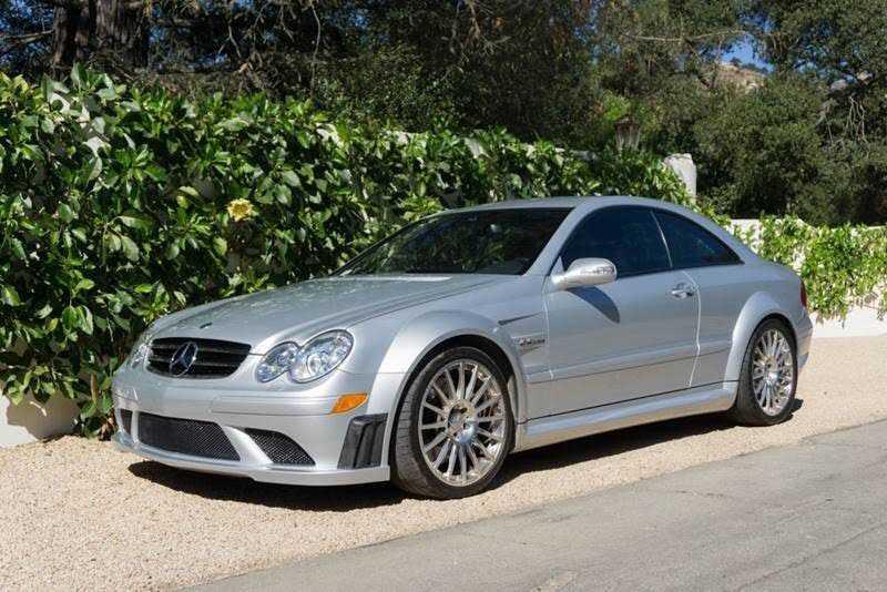 Mercedes-Benz CLK-Class 2008 $85995.00 incacar.com