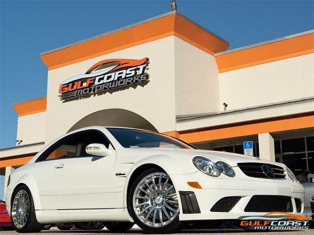 Mercedes-Benz CLK-Class 2008 $81995.00 incacar.com