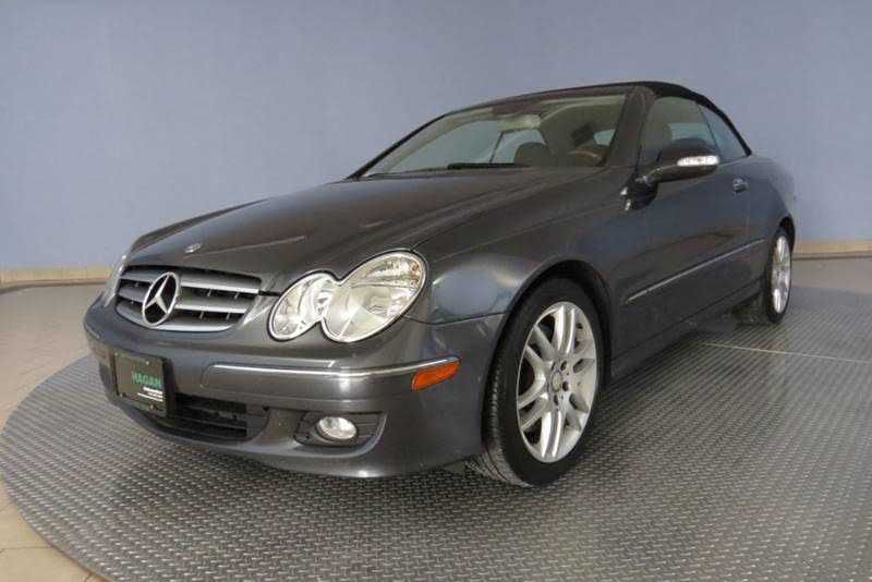 used Mercedes-Benz CLK-Class 2009 vin: WDBTK56F99T102164