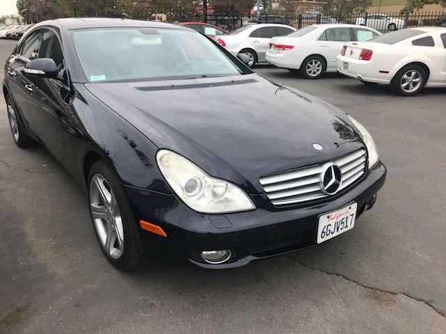 Mercedes-Benz CLS-Class 2006 $10495.00 incacar.com