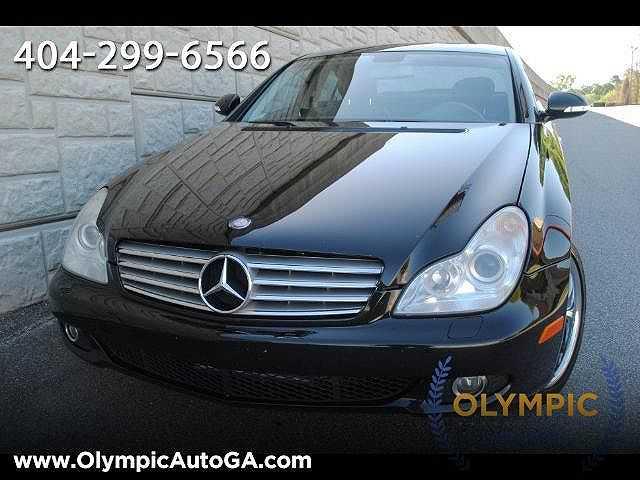 Mercedes-Benz CLS-Class 2006 $7500.00 incacar.com