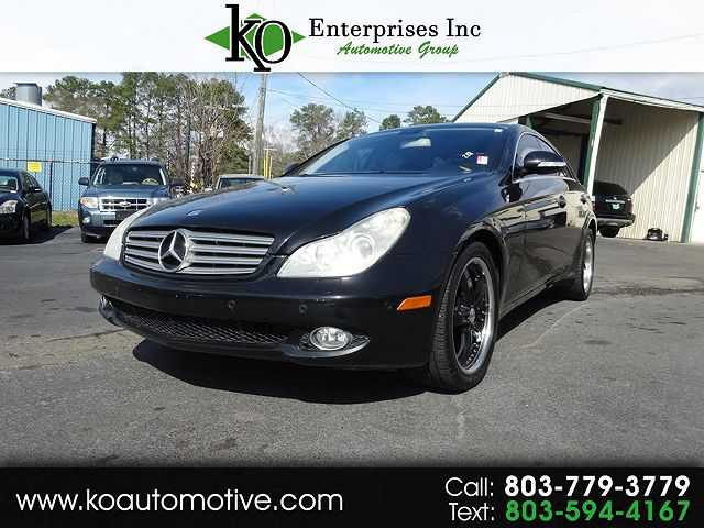 Mercedes-Benz CLS-Class 2006 $12995.00 incacar.com