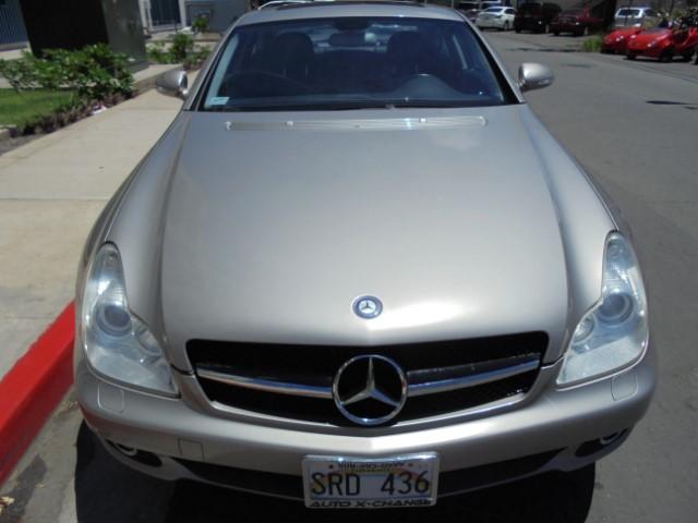 Mercedes-Benz CLS-Class 2006 $11900.00 incacar.com