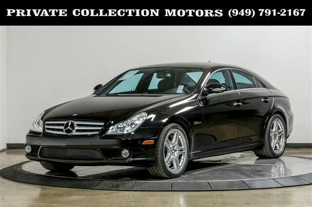 Mercedes-Benz CLS-Class 2007 $25885.00 incacar.com