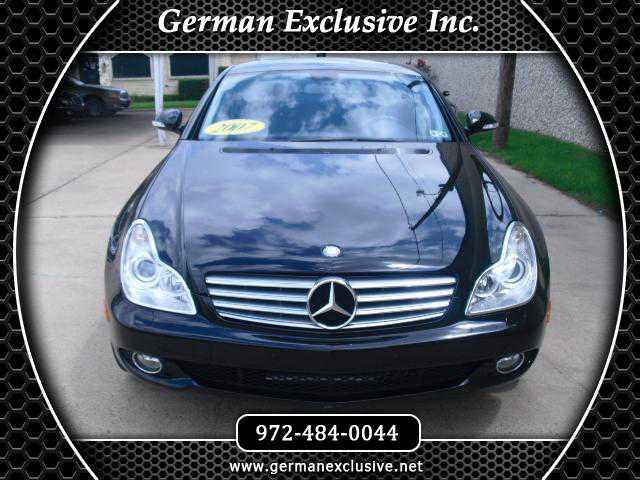 Mercedes-Benz CLS-Class 2007 $24999.00 incacar.com