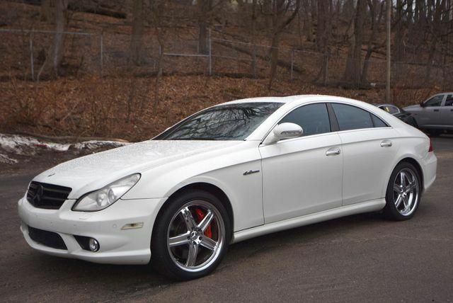 Mercedes-Benz CLS-Class 2007 $15995.00 incacar.com