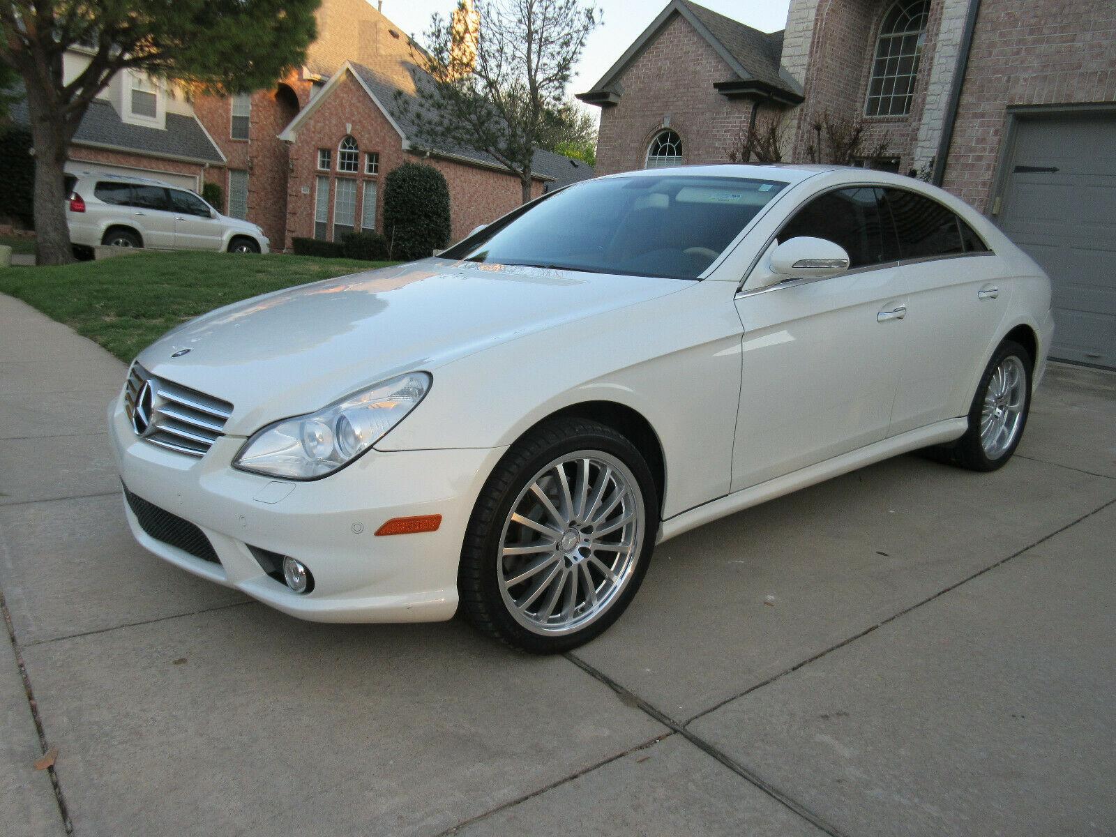 Mercedes-Benz CLS-Class 2008 $13950.00 incacar.com