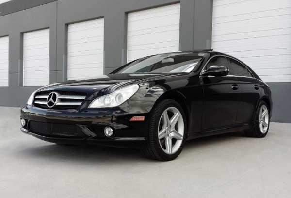 Mercedes-Benz CLS-Class 2009 $11995.00 incacar.com