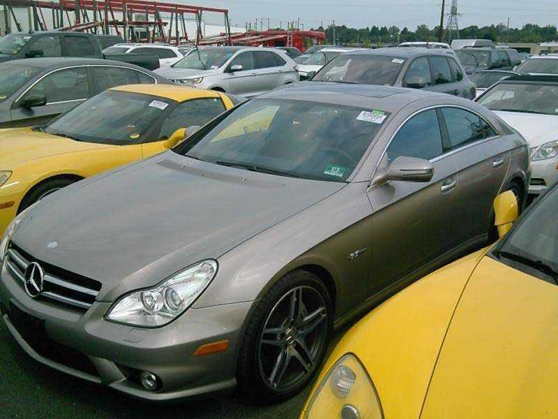Mercedes-Benz CLS-Class 2009 $33954.00 incacar.com