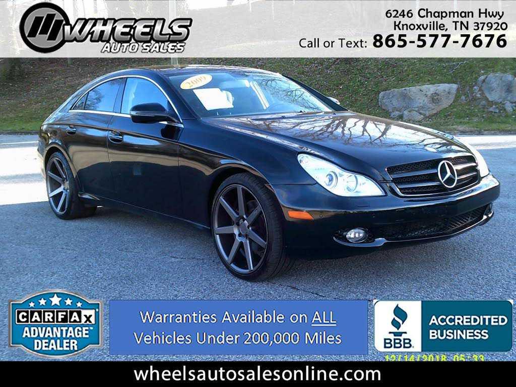 Mercedes-Benz CLS-Class 2009 $15990.00 incacar.com
