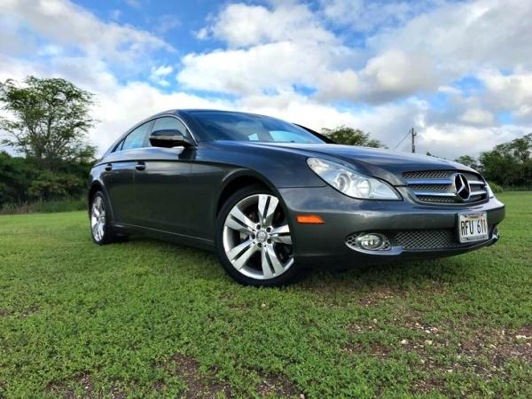 Mercedes-Benz CLS-Class 2010 $19000.00 incacar.com
