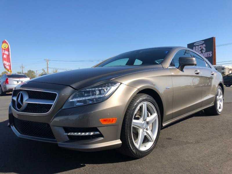 Mercedes-Benz CLS-Class 2012 $22500.00 incacar.com