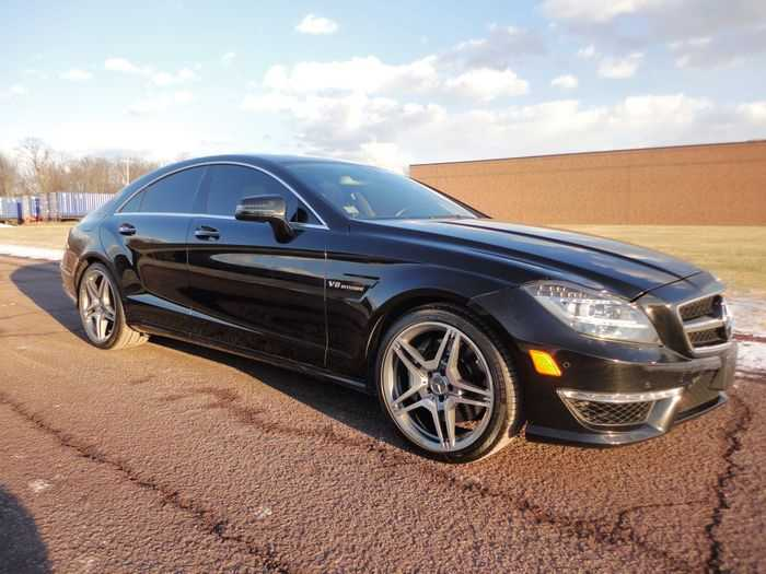 used Mercedes-Benz CLS-Class 2012 vin: WDDLJ7EB8CA023284