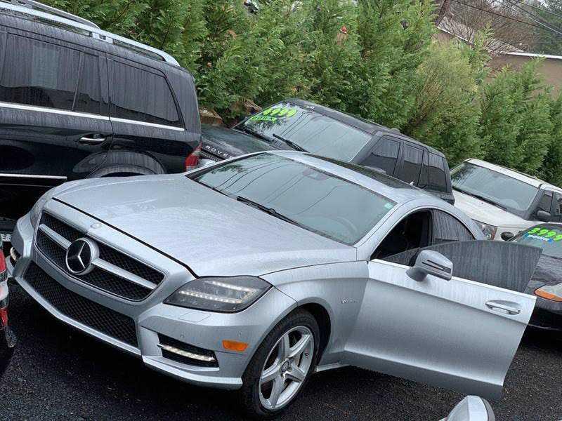 Mercedes-Benz CLS-Class 2012 $19999.00 incacar.com