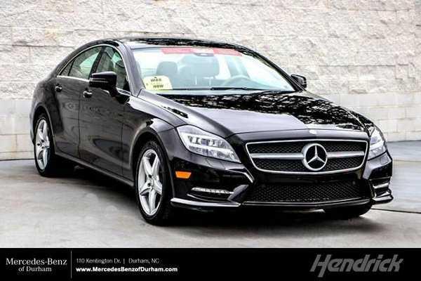 Mercedes-Benz CLS-Class 2013 $24987.00 incacar.com