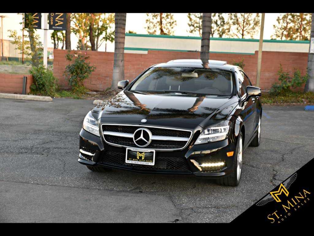 Mercedes-Benz CLS-Class 2014 $34450.00 incacar.com