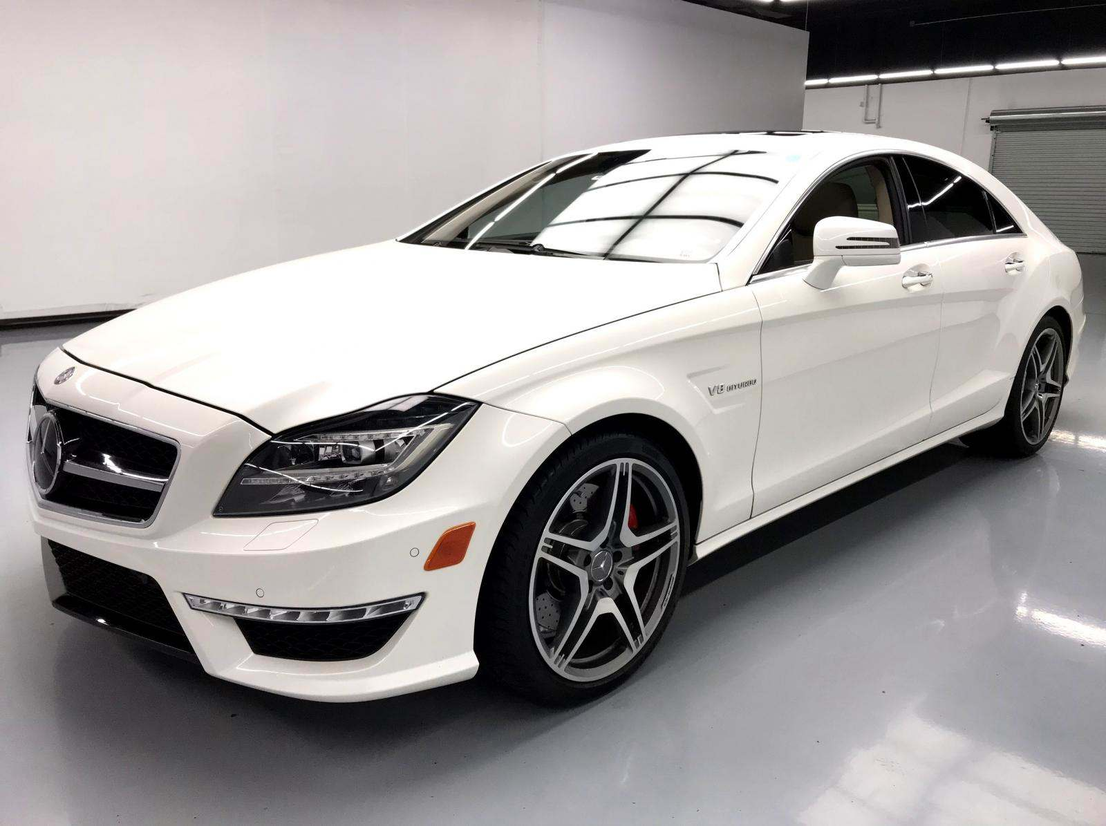 used Mercedes-Benz CLS-Class 2014 vin: WDDLJ7GB6EA104557