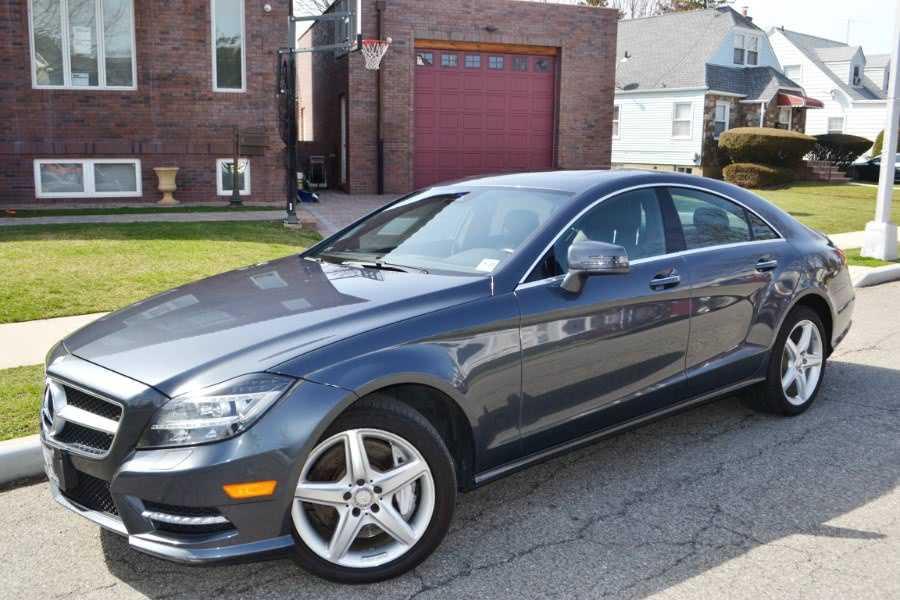 Mercedes-Benz CLS-Class 2014 $24995.00 incacar.com