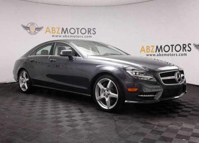 Mercedes-Benz CLS-Class 2014 $40995.00 incacar.com
