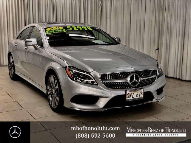 Mercedes-Benz CLS-Class 2016 $52998.00 incacar.com
