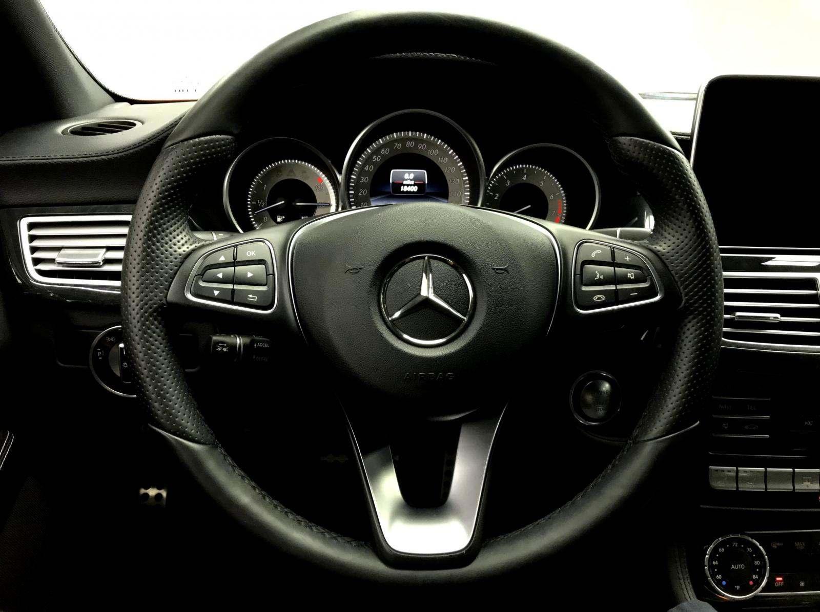 used Mercedes-Benz CLS-Class 2016 vin: WDDLJ9BB5GA186545